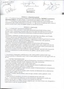 Statuto MONDITA pag.1