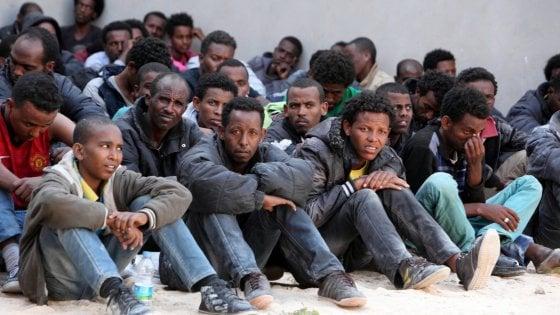 gruppo immigrati deportazione