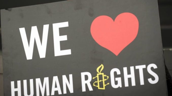 we love human rights