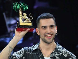 Alessandro Mahmood vince il festival di Sanremo